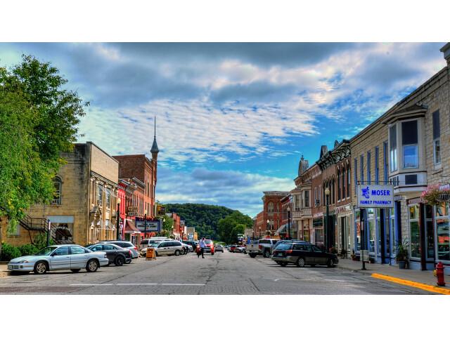 Downtown Elkader image