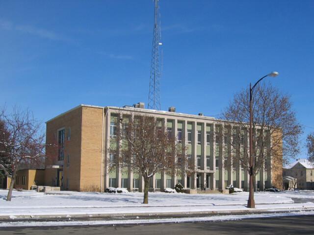 Emmet County IA Courthouse image