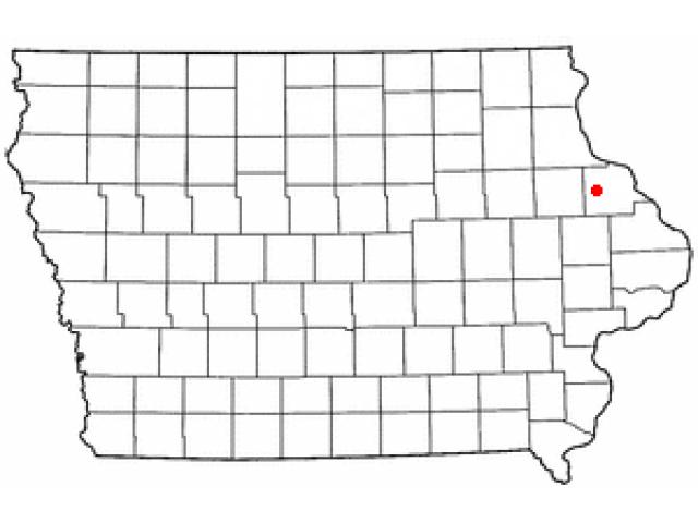 Farley locator map
