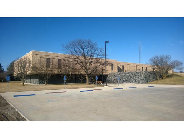 Hamilton County IA Courthouse image