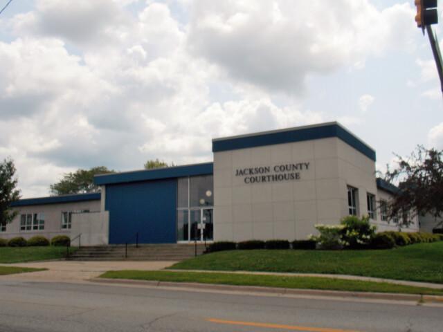 Jackson County Courthouse - Maquoketa  Iowa image