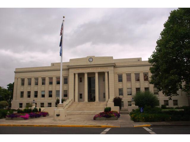 Linn County Courthouse Oregon image