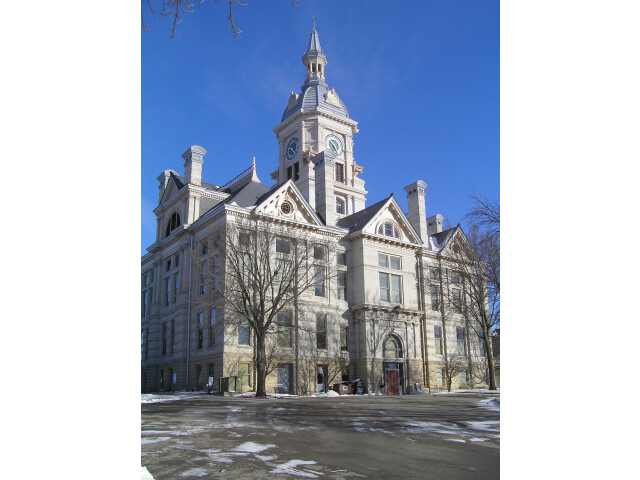 Marshall County Courthouse DH image