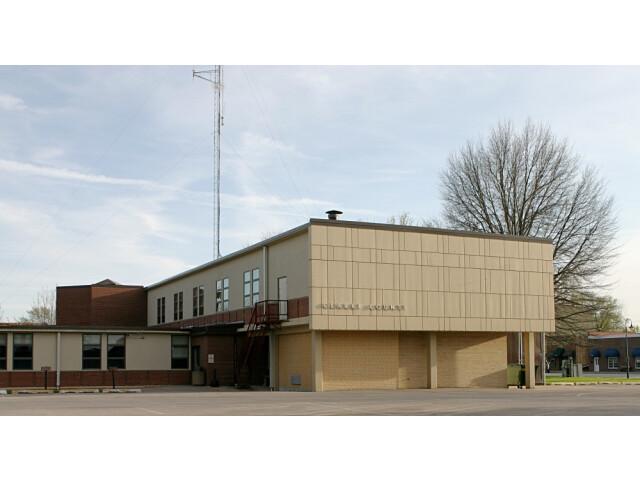 Clarke County  Iowa Courthouse image