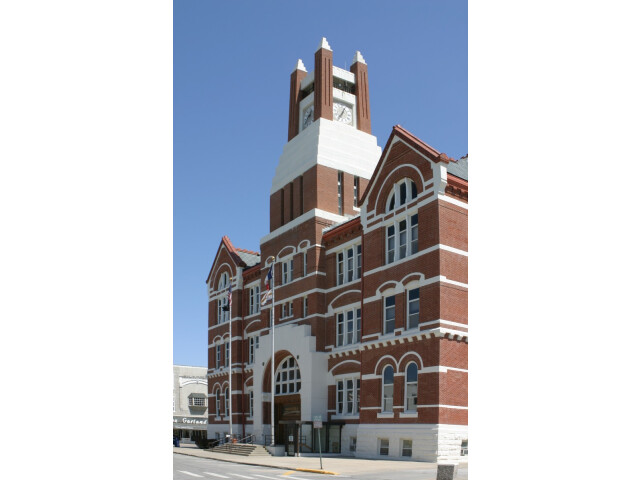 Mahaska County  Iowa Courthouse image