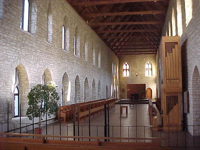 New Melleray chapel 2 image