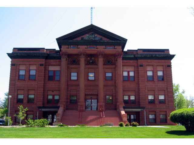 Plymouth County IA Courthouse image