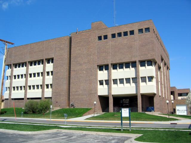 Pottawattamie County IA Courthouse image
