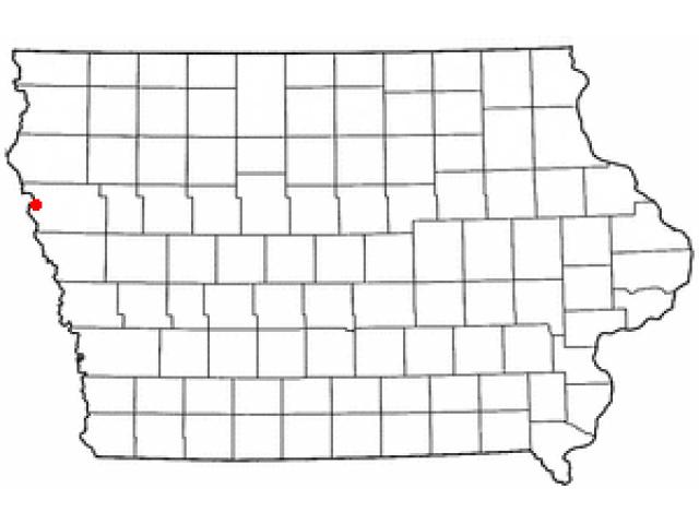 Sergeant Bluff locator map