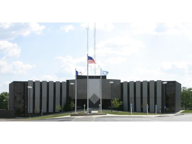 Story County  Iowa Courthouse image