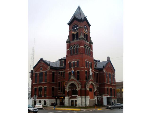 Washington County Courthouse  Iowa image
