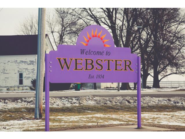 Webster  Iowa '2016' image