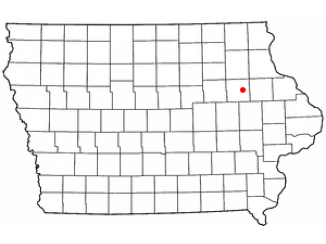 Winthrop locator map