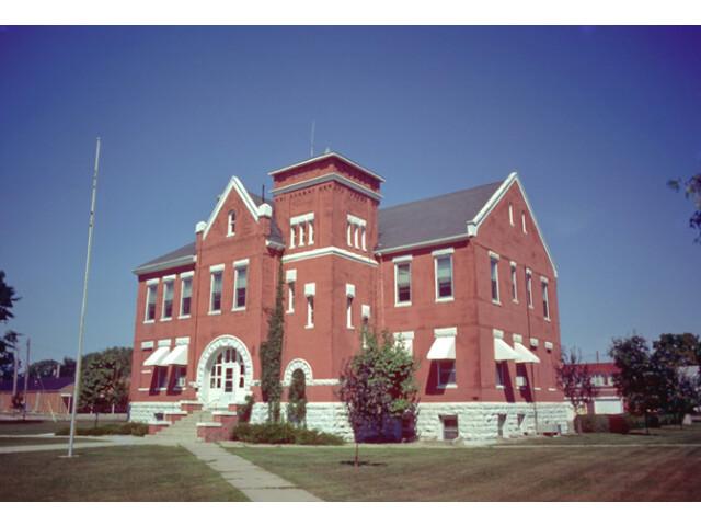 Worth County Courthouse  Northwood image