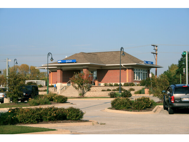 Antioch Train Station image