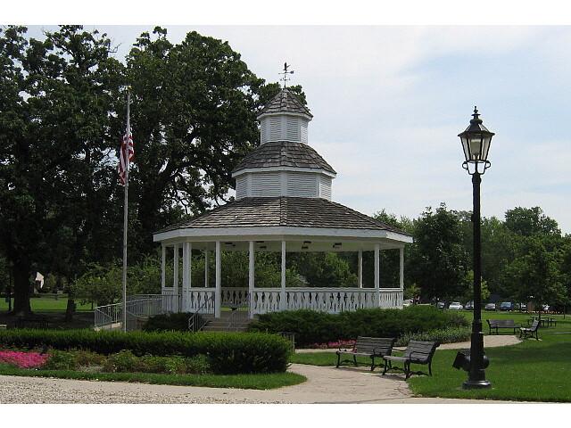 Bartlett Illinois Gazebo 'Bartlett Park' image
