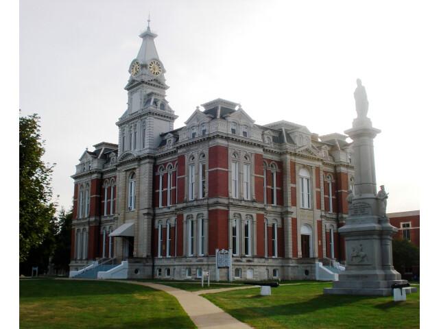 Henry County Courthouse 'Cambridge  Illinois' image