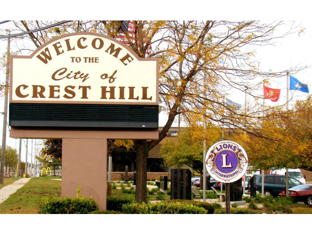City of Crest Hill - Fall 2010 image