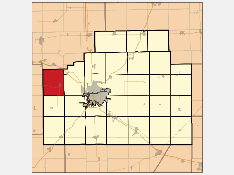 Danvers locator map