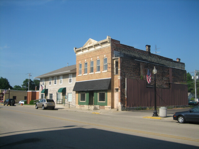 Franklin Grove IL Downtown1 image