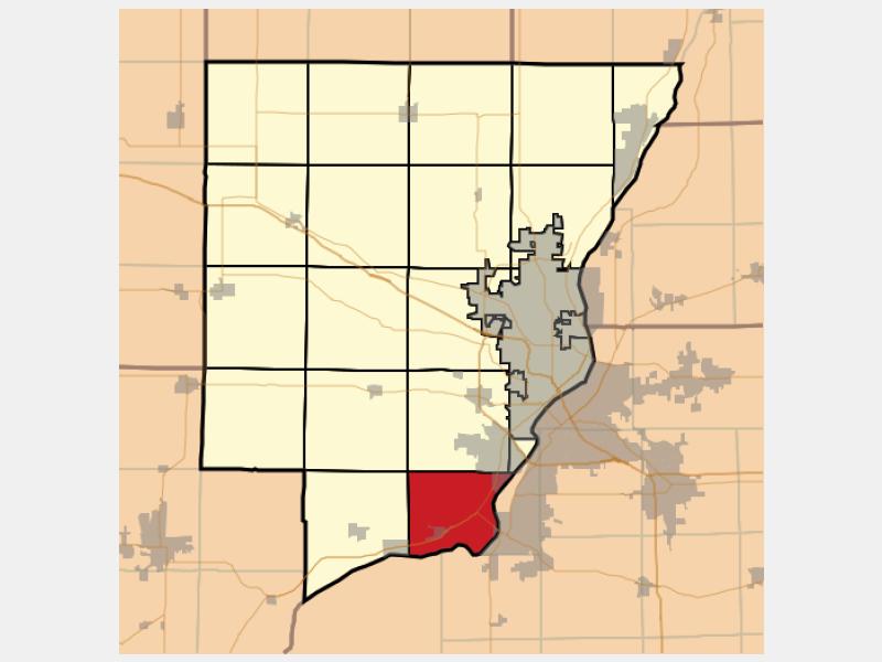 Hollis locator map