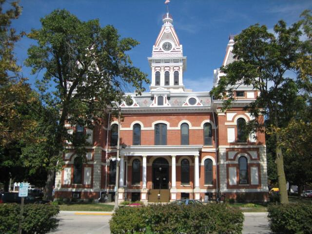 Pontiac IL Livingston County Courthouse5 image