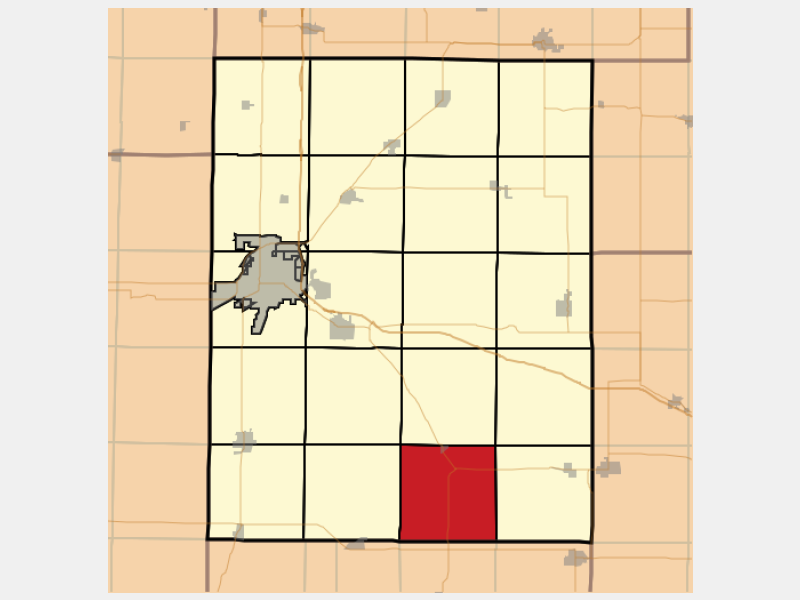 Maquon locator map