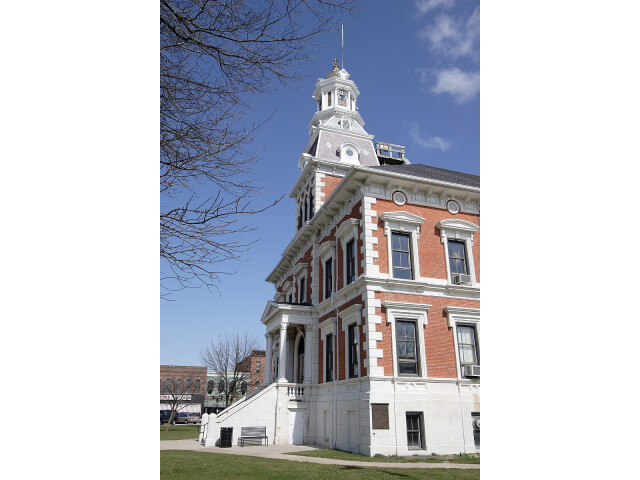 McDonough County Courthouse image