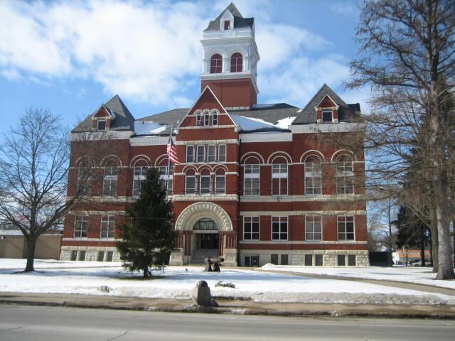 Ogle County Oregon IL Old Courthouse next3 image