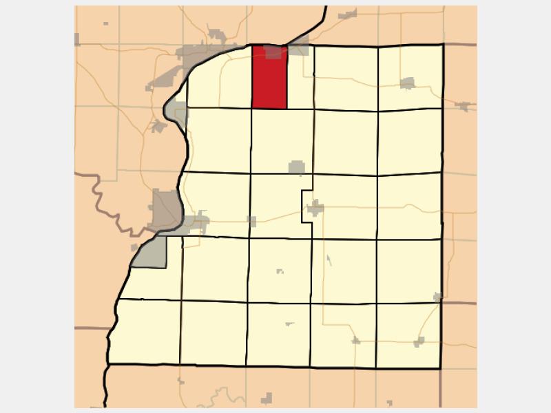 Pontoosuc locator map