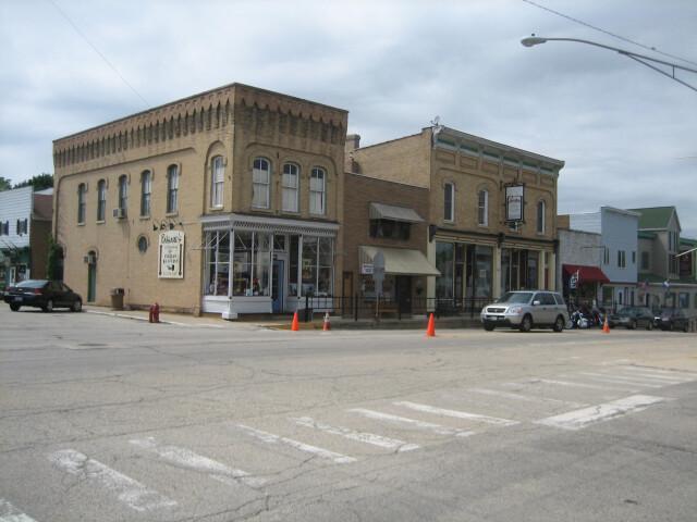 Richmond IL Downtown1 image