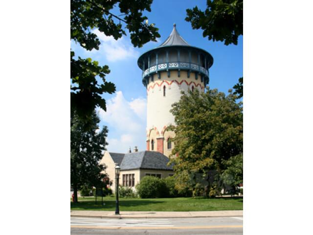 Riverside Water Tower 250w image