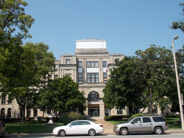 Rock Island County Courthouse - Rock Island  Illinois image