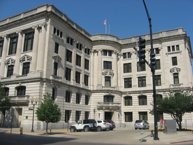 Vermilion County Courthouse image