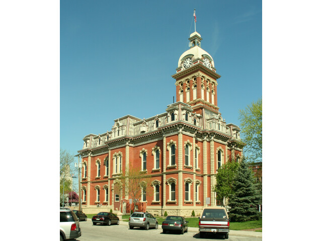 Decatur-indiana-courthouse image
