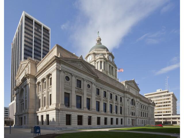 Cortes del Condado de Allen  Fort Wayne  Indiana  Estados Unidos  2012-11-12  DD 03 image