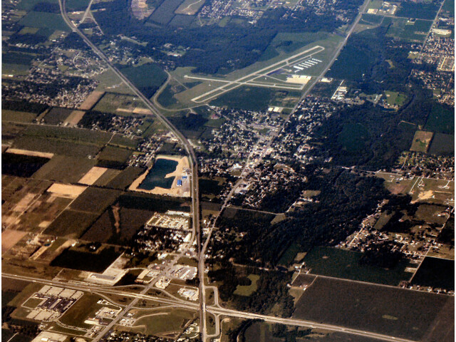 Chesterfield-indiana-from-above image