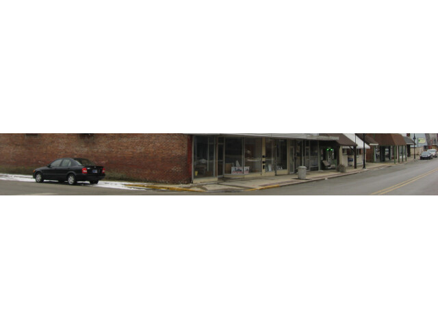 WV banner Northern Hamilton County Sheridan downtown page banner