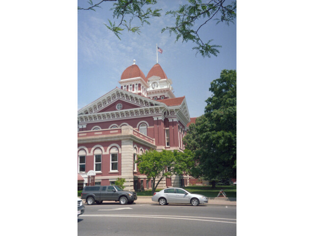 Lake County Indiana Courthouse image