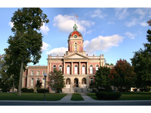Goshen-indiana-courthouse image