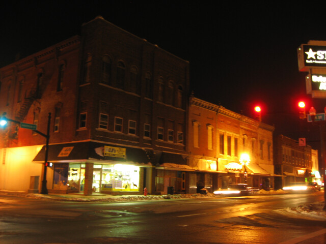 A and Anderson in Elwood image