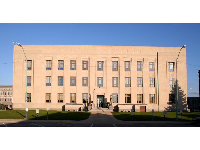Kokomo-indiana-courthouse image