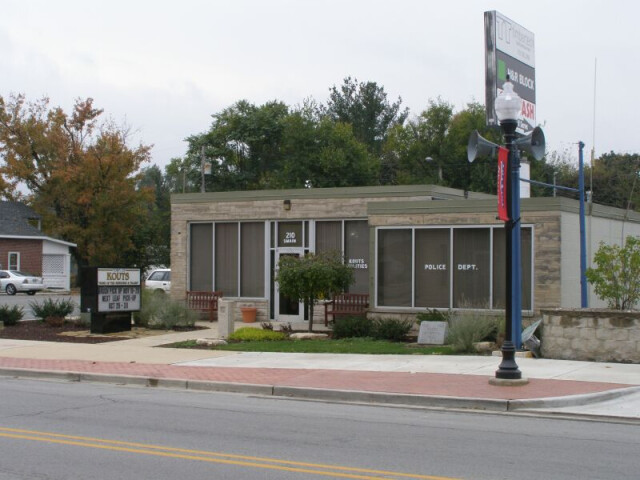 Kouts Indiana Town Hall image