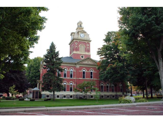 Lagrange-indiana-courthouse image