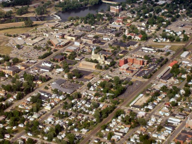 Mishawaka-downtown-south image