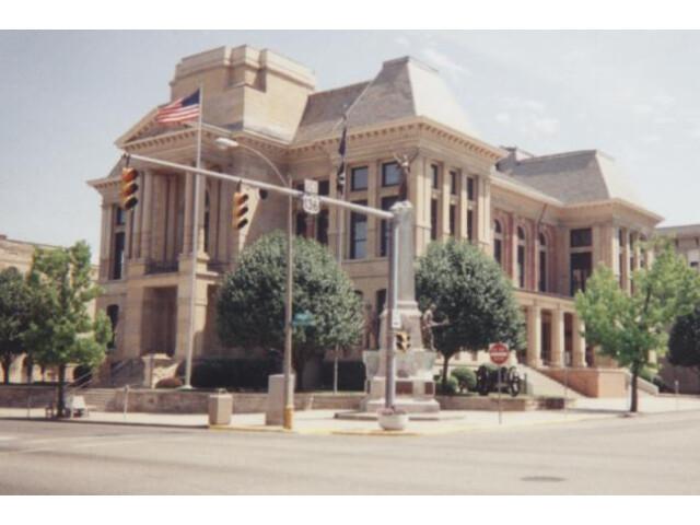 Crawfordsville Courthouse image