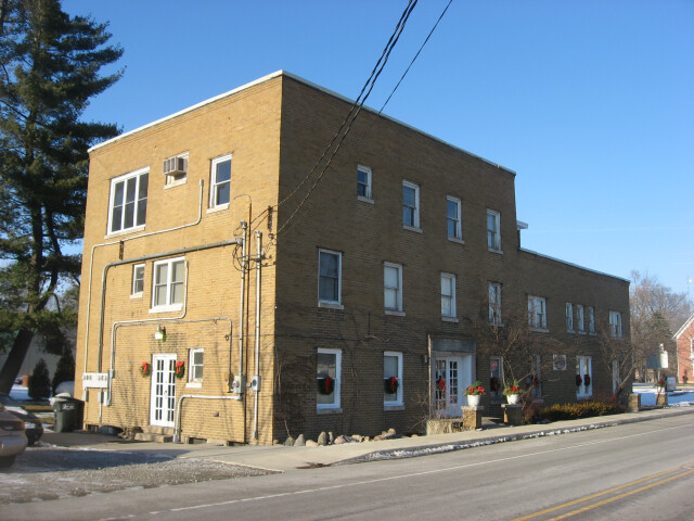 Luckey Hospital in Wolf Lake image
