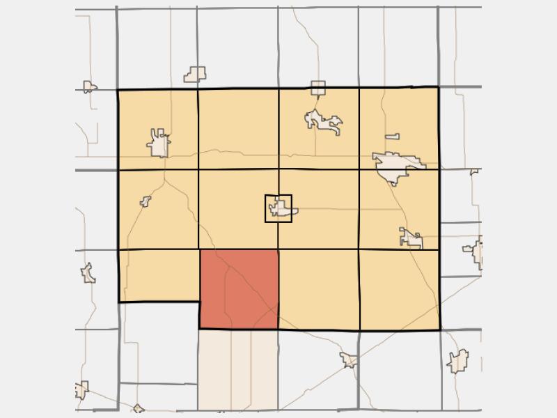 Noble locator map