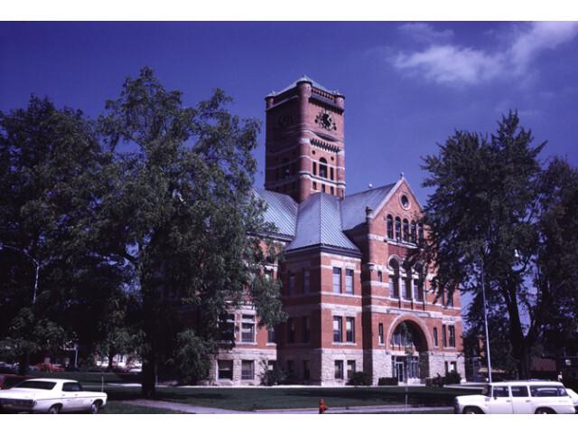 Noble County Indiana Courthouse image