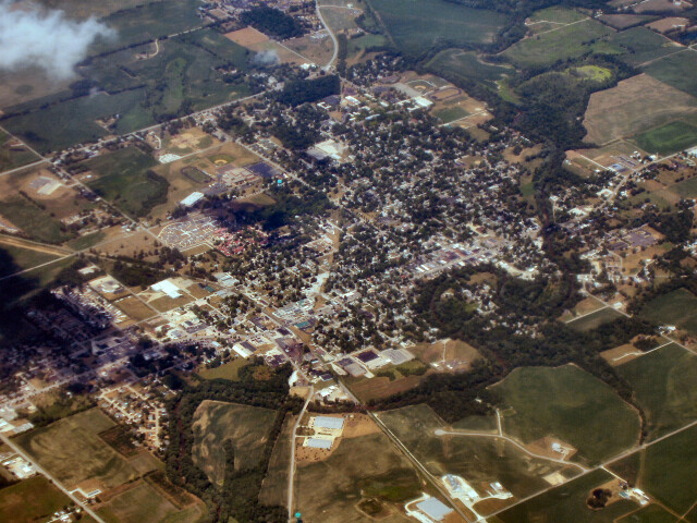 North-manchester-indiana-from-above image